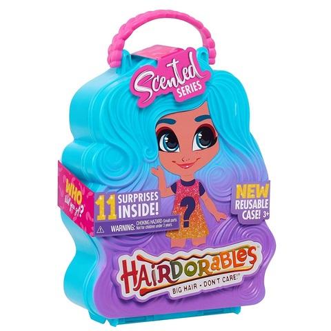Кукла-сюрприз Ароматизированная Hairdorables 4 серия