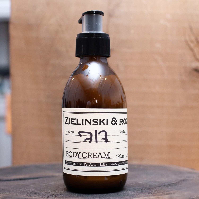 Крем для тела 717 ZIELINSKI & ROZEN (195мл)