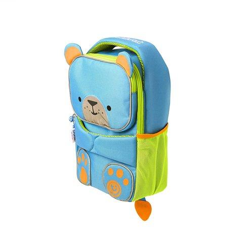 Рюкзак детский Toddlepak Берт, голубой