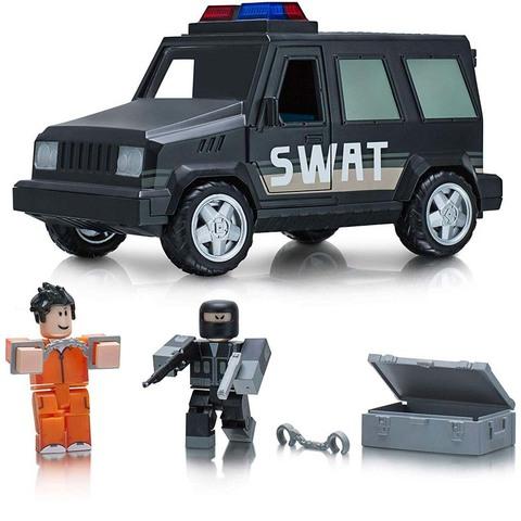 Роблокс Побег из тюрьмы с машинкой