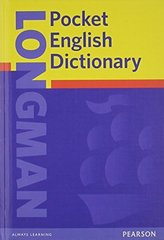 L English Pocket Dict Cased