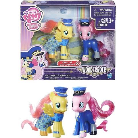 My Little Pony Набор пони Флаттершай и Пинки Пай