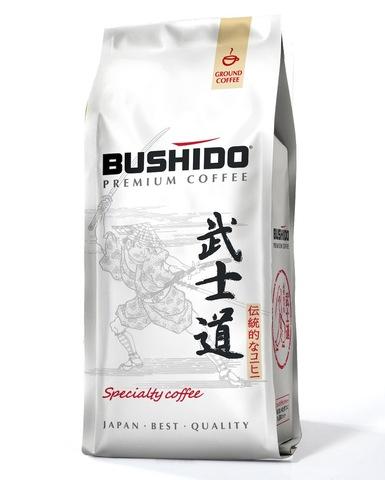 Кофе молотый Specialty Coffee, Bushido, 227 г