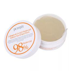 Petitfee Collagen & CoQ10 Hydrogel Eye Patch - Патчи для кожи вокруг глаз гидрогелевые с коллагеном