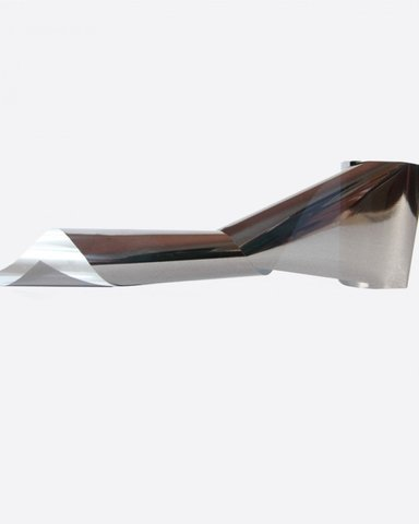 Фольга металлик темно-серый 4см х 1м 237