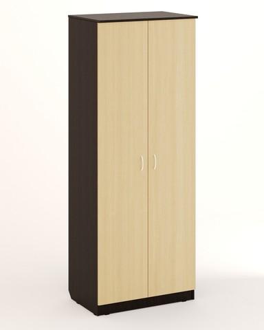 Шкаф ШК-05 венге / дуб беленый