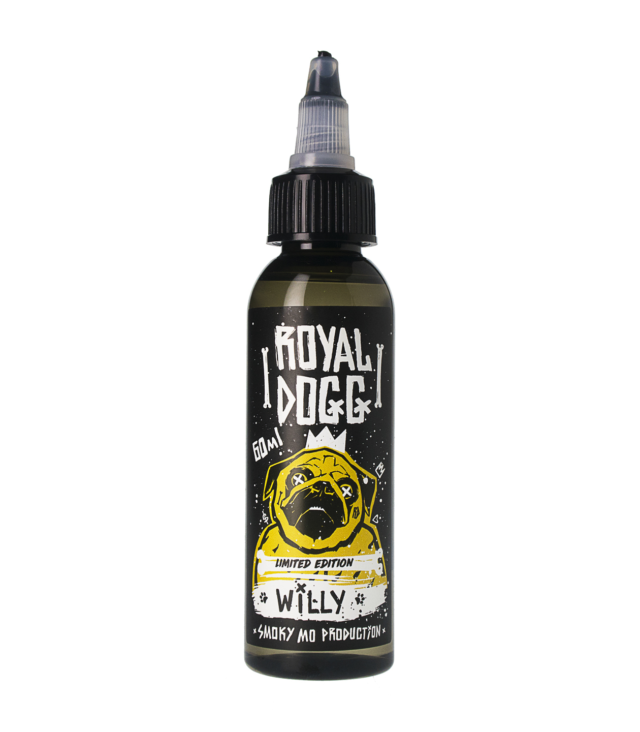 Royal Dogg: Жидкость Willy Limited Edition, 60 мл фото #1