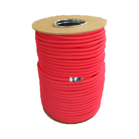 Эспандер красный (полипропиленовый) 8 мм