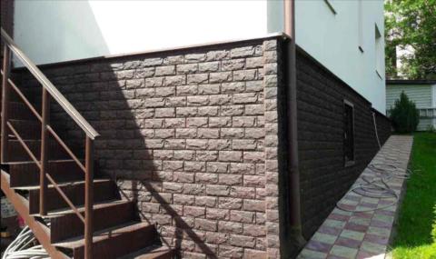 Фасадная панель Альта Профиль Фагот Чеховский 1160х450 мм