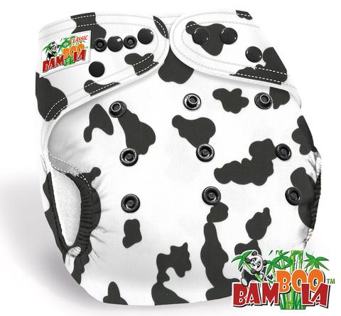 Подгузник Bamboola Premium Classic +1 вкладыш в ассортименте