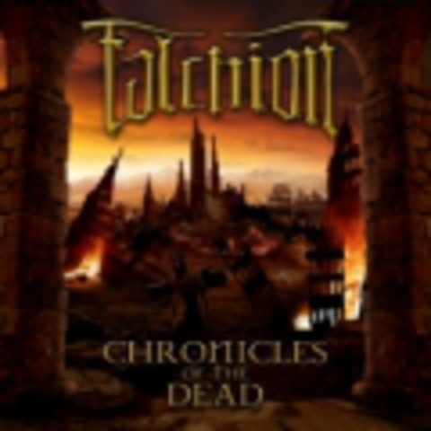 FALCHION (feat Korpiklaani members)   CHRONICLES OF THE DEAD  2008