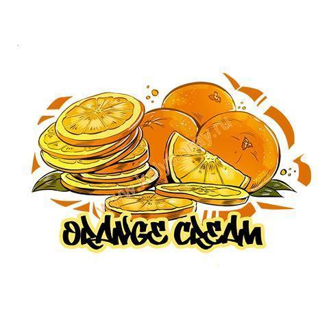 Табак B3 (Be Free) - Апельсин с кремом