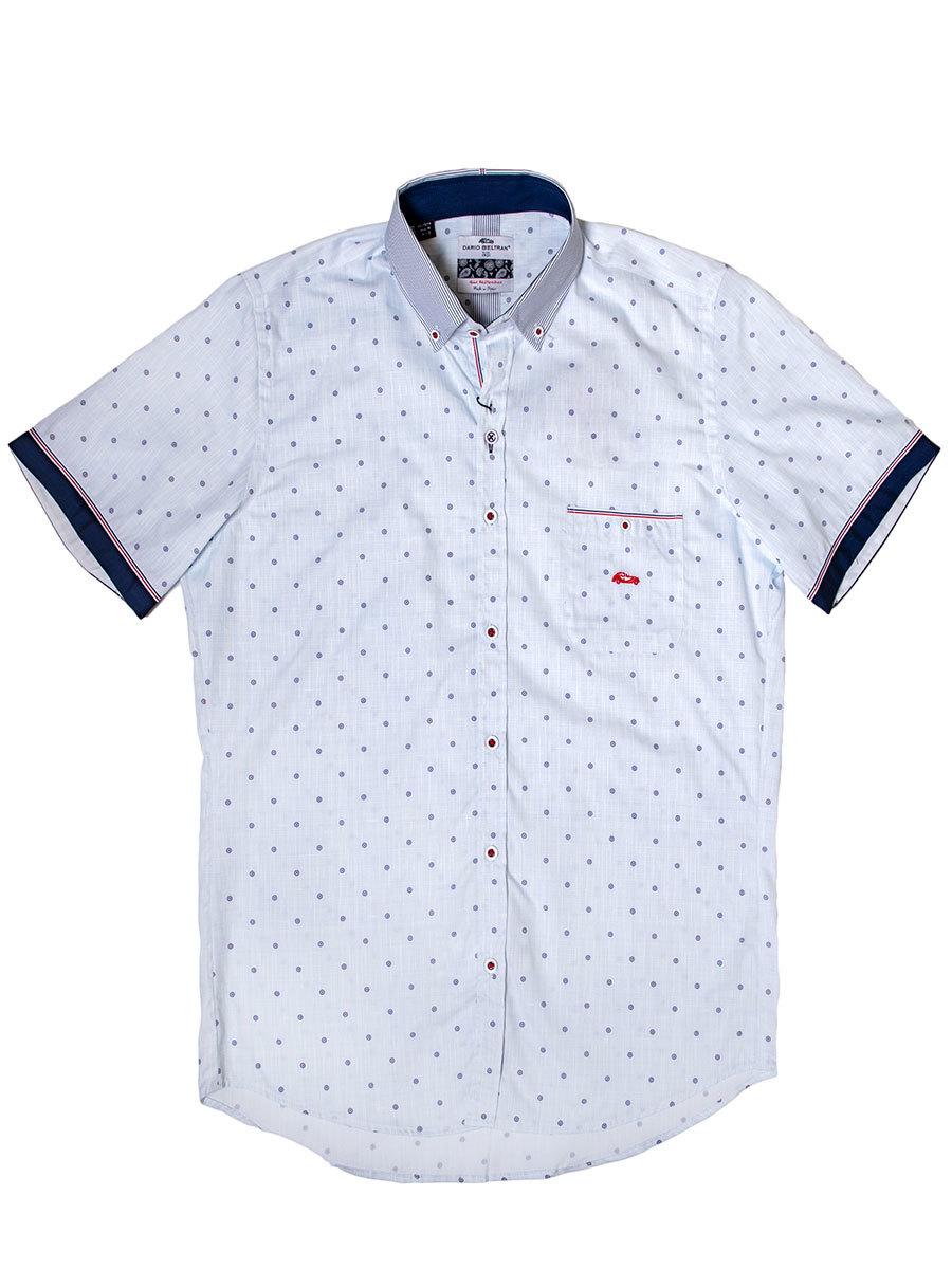 Dario Beltran рубашка Renedo 2VG 2152 - Фото 1