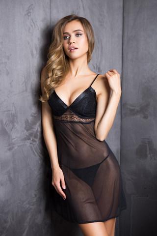 Платье Evelin 17530 Black Mia-Mia