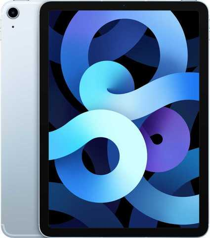 Apple iPad Air Wi-Fi 64 ГБ, «голубое небо»