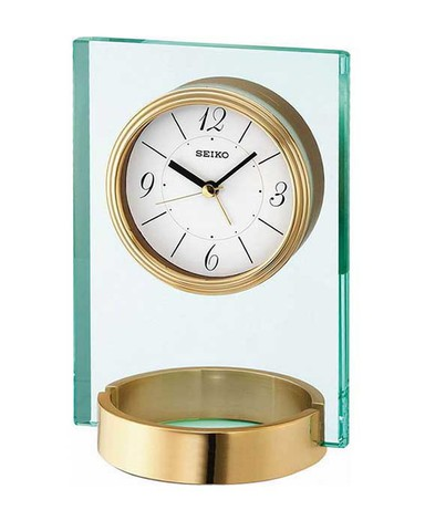 Настольные часы Seiko QHE054GN