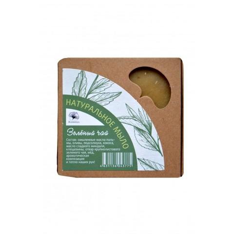 Мыло зеленый чай | Живица