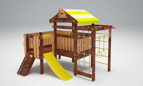 Детская площадка Савушка-Baby - 7 (Play)