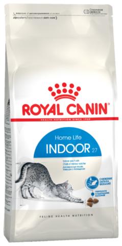 Корм для кошек Royal Canin (10 кг) Indoor 27