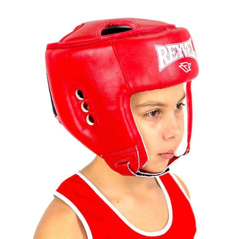 Шлем для боевого самбо RV-302 Reyvel