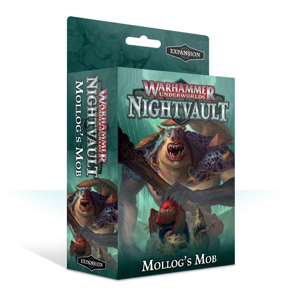 Mollog's Mob. Шайка Моллога