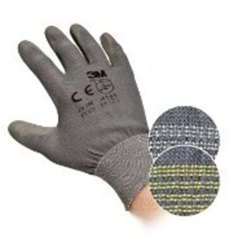 3М Защитные перчатки с ПУ-покрытием, размер 11 63513