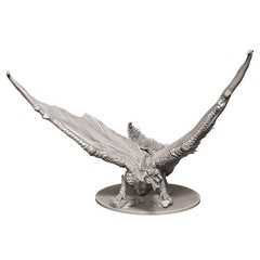 D&D Nolzur's Marvelous Miniatures - Young Brass Dragon