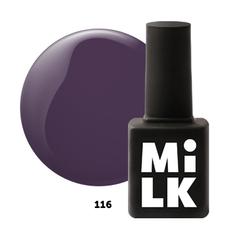 Гель-лак Milk Simple 116 Mascara, 9мл.