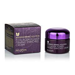 Укрепляющий  коллагеновый крем для лица MIZON Collagen Power Firming Enriched Cream 50 мл