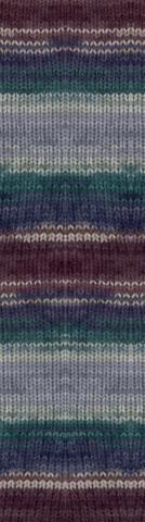 Пряжа Burcum batik (Alize) 6924 - фото