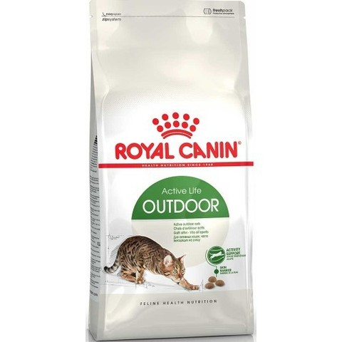 ROYAL CANIN CAT OUTDOOR 10 кг