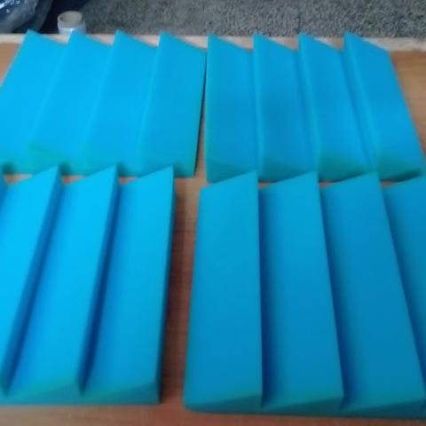 Акустический поролон Echoton Aura 300 (4шт) синий