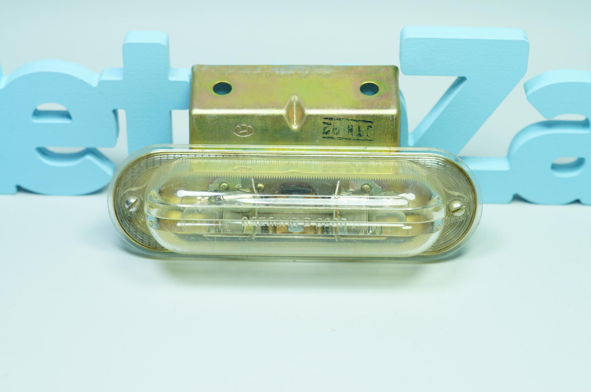 Фонарь подсветки заднего номера Газ 24