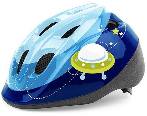 Картинка велошлем Bobike Helmet Exclusive ASTRONAUT
