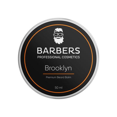 Набор для ухода за бородой Barbers Brooklyn 80 мл (4)