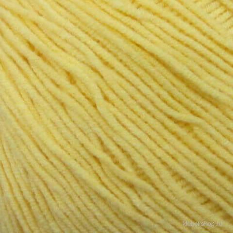 Пряжа Jeans (YarnArt) 88 Желток, фото