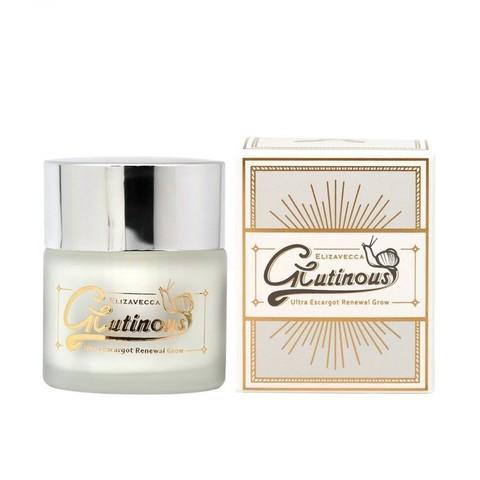 Крем для лица улиточный антивозрастной Elizavecca Glutinous Cream 50 мл