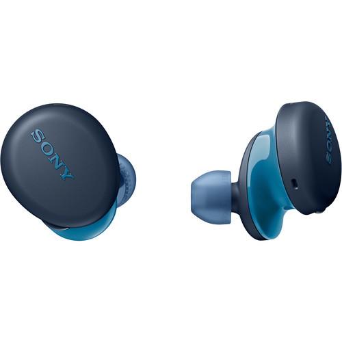 Наушники Sony WFXB700L синего цвета купить в Sony Centre Воронеж