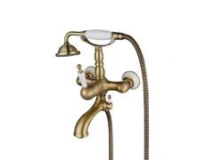 Смеситель для ванны Aksy Bagno  Faenza 401-Bronze
