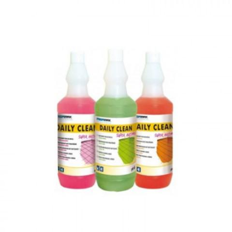 Средство для мытья водостойких полов Lakma Profimax Daily Clean Super Aroma Марсельское мыло 5 л (концентрат)