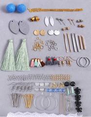 053-9988 Набор (10 пар)для  создания сережек