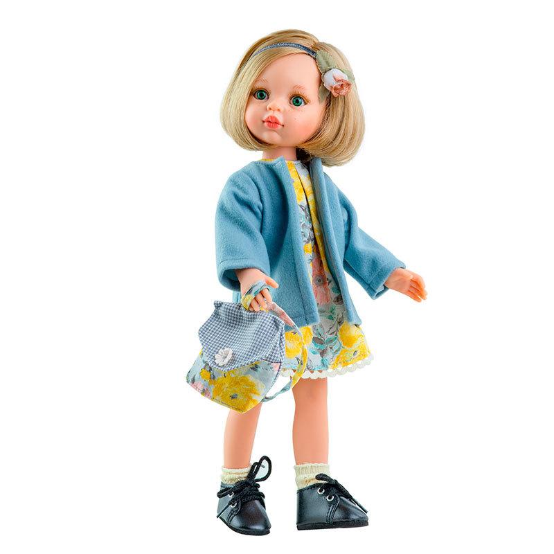 Кукла Карла 32 см Paola Reina (Паола Рейна) 04416