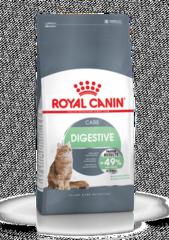 Royal Canin Digestive Care корм для взрослых кошек, обеспечивающий оптимальное комфортное пищеварение / снижение фекалий на 35% через 14 дней