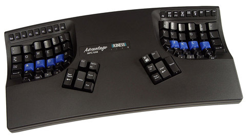 Kinesis Advantage Black
