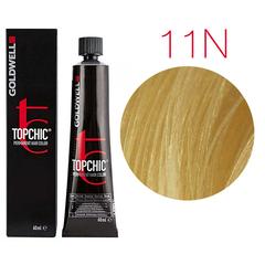 Goldwell Topchic 11N (белокурый натуральный) - Cтойкая крем краска