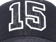 Бейсболка № 15 темно-синяя (размер M)