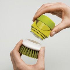 Щетка для мытья с диспенсером для жидкого мыла Jesop