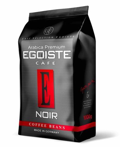 Кофе в зернах Noir, Egoiste, 1 кг