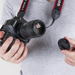 Крышка для объектива 52 мм