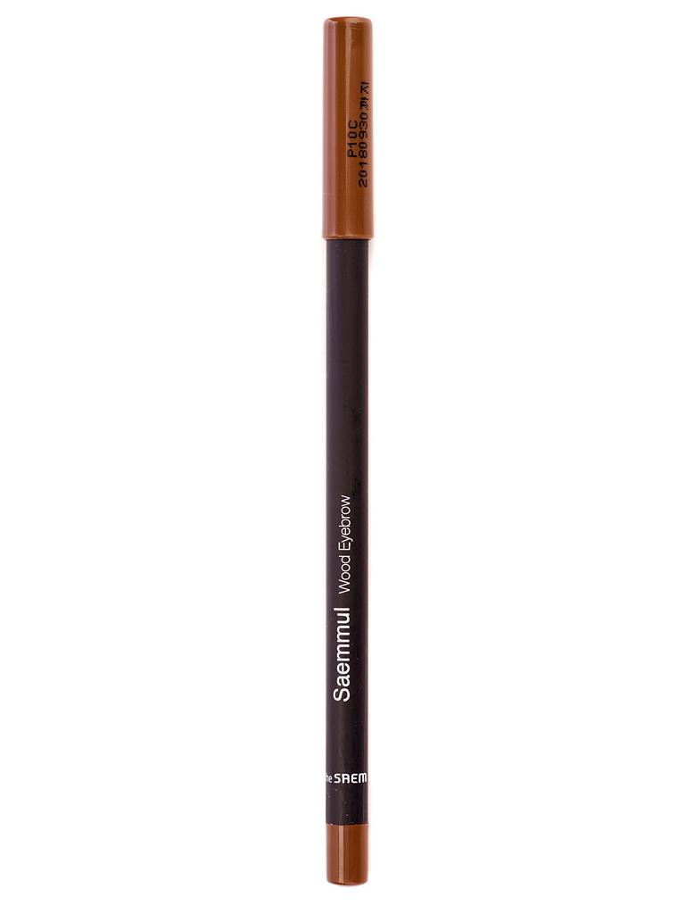 the SAEM Карандаш для бровей Saemmul wood eyebrow 01.brown СМ1944.jpg